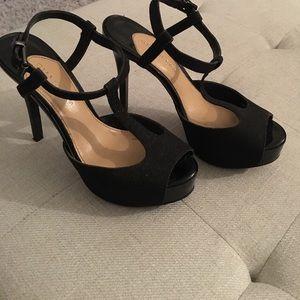 Cute and sexy platform heels